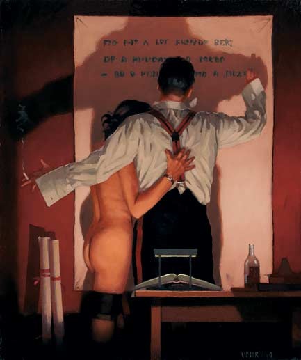 The Great Poet-Jack Vettriano-post 2- lana del ray young and beautiful