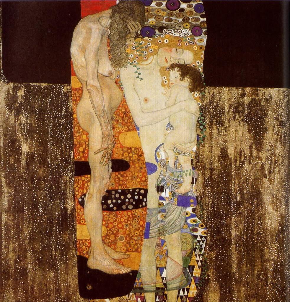 KlimtGustav-ThreeAgesofWoman1905