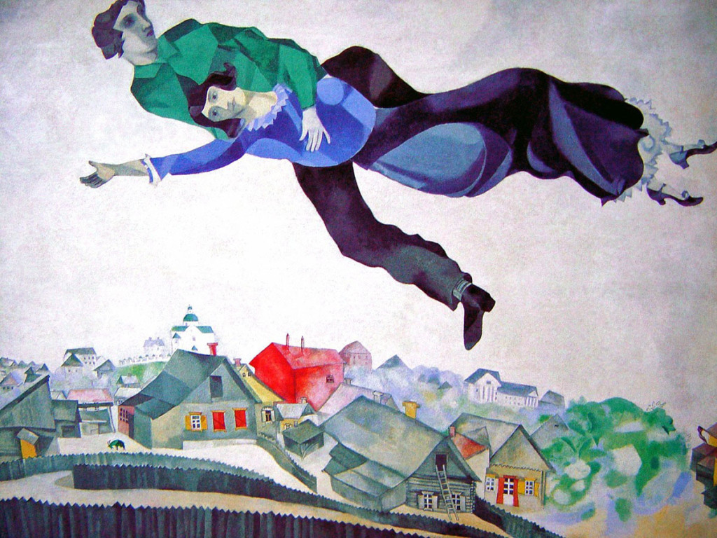 marc-chagall-over-the-town-1918