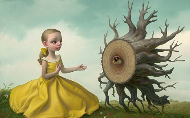 Mark ryden- empty kingdom