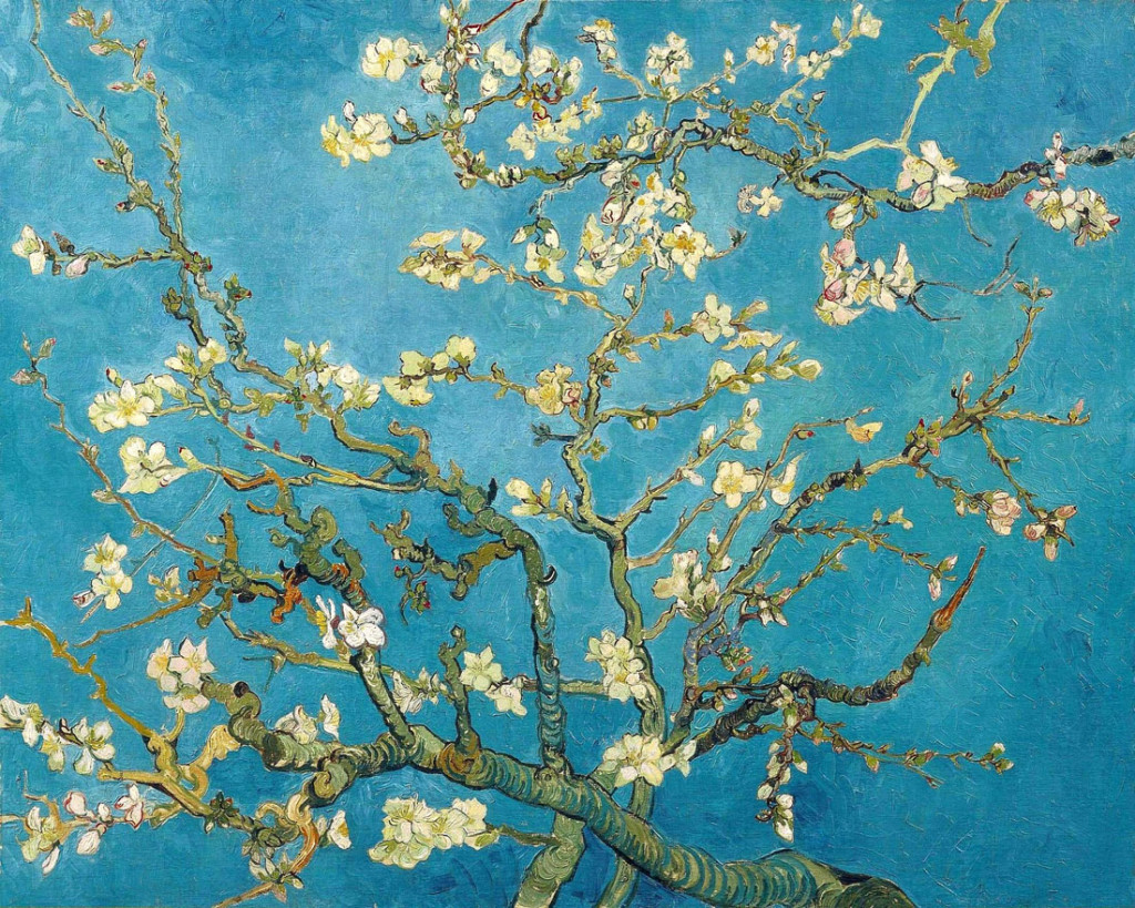 Branches-With-Almond-Blossom Vincent-van-Gogh-Paintings.8