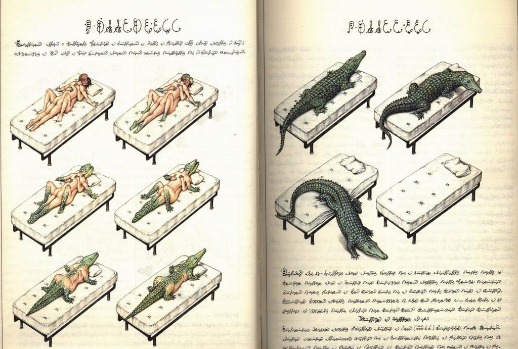 Luigi Serafini- Codex Seraphinianus