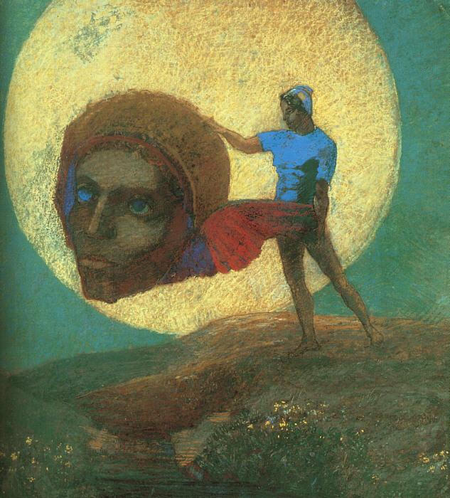 Odilon Redon -figure